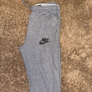 Women's Nike sweat pants